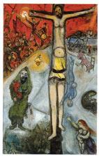 Ressurreição - Marc Chagall