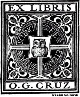 Oswaldo Cruz - Ex Libris