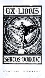 Santos Dumont - Ex Libris