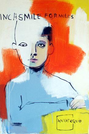 Pintura de Billy Blob