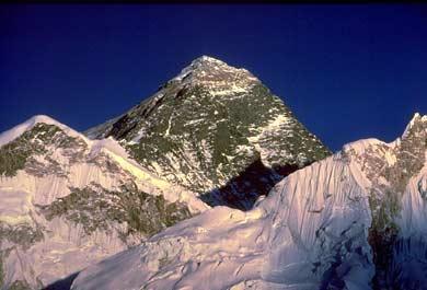 Everest - by UWCSEA